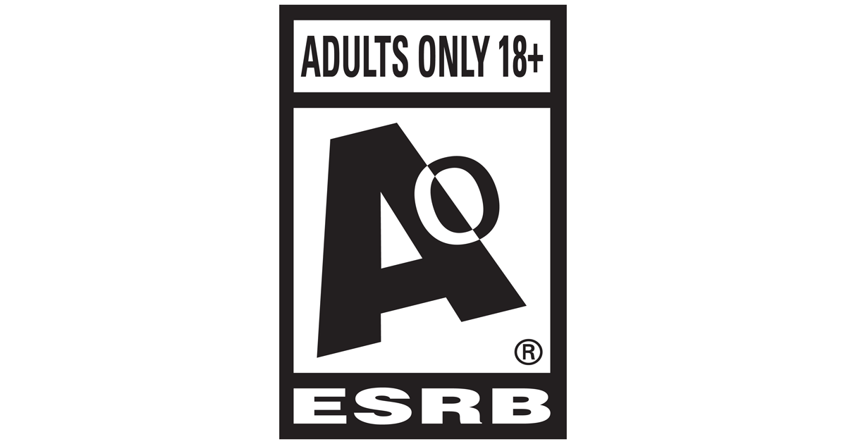 Esrb Rating Adults Only