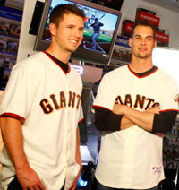 San Francisco Giants Players Team Up With ESRB For PSA Campaign On Video Game Ratings