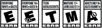 esrb ratings categories