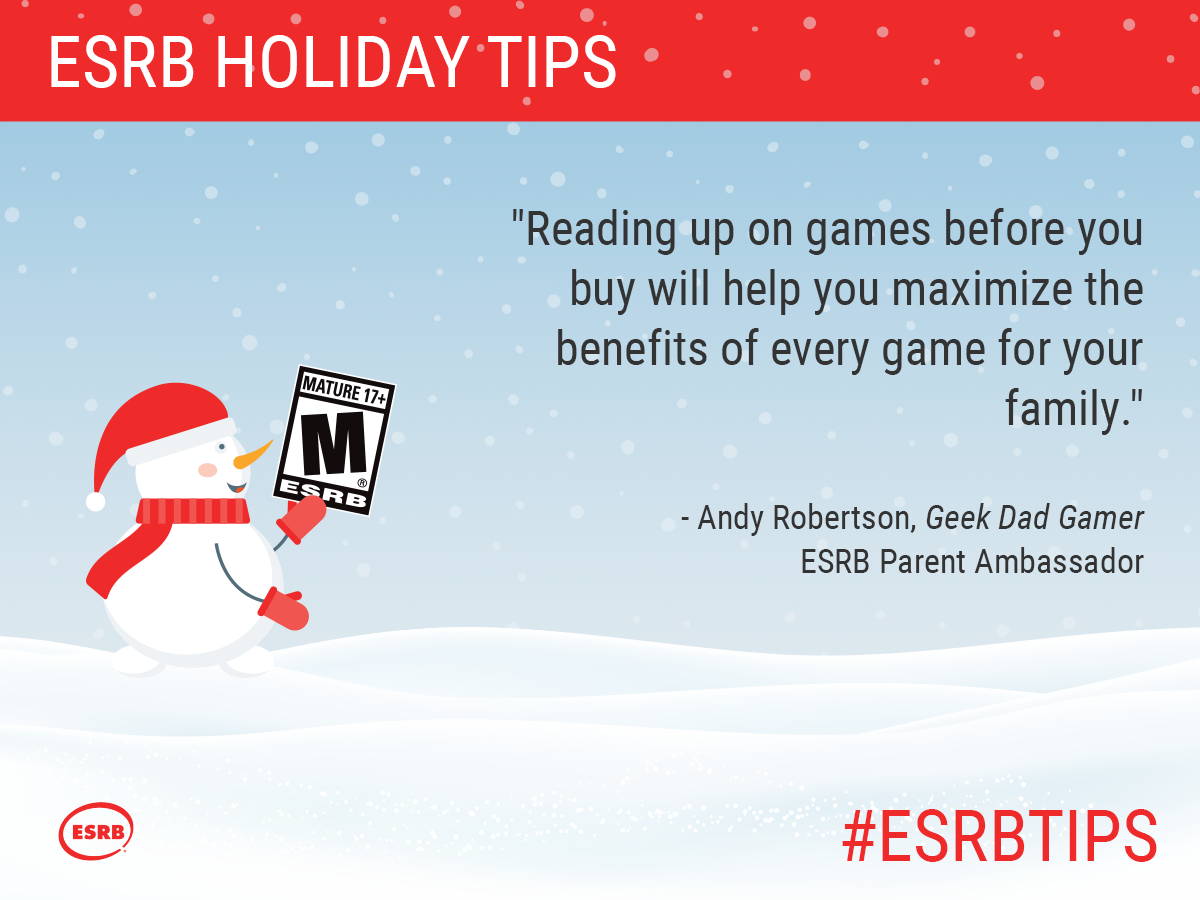 Reading up on games before you buy will help you maximize the benefits of every game for your family.