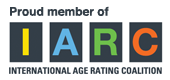ESRB - Proud Member of IARC
