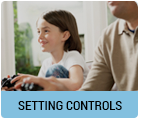 Setting controls